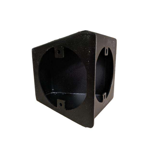 "010/PV33 - Charnwood 5"" Vertical Rear Flue Adaptor"