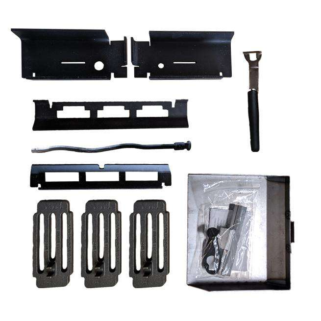 010/NR022 - Charnwood C-5 Grate Kit (Inc Handle)