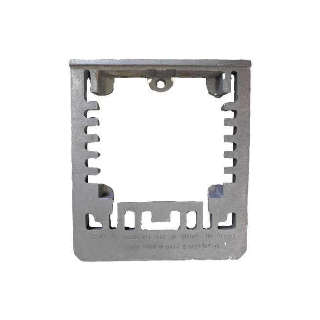 086007 - Parkray Outer Grate Frame Cast Iron