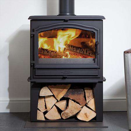 Esse 100 Vista SE Multi Fuel / Wood Burning Stove - Stove Supermarket