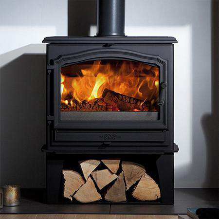Esse 100 SE Multi Fuel / Wood Burning Stove log store