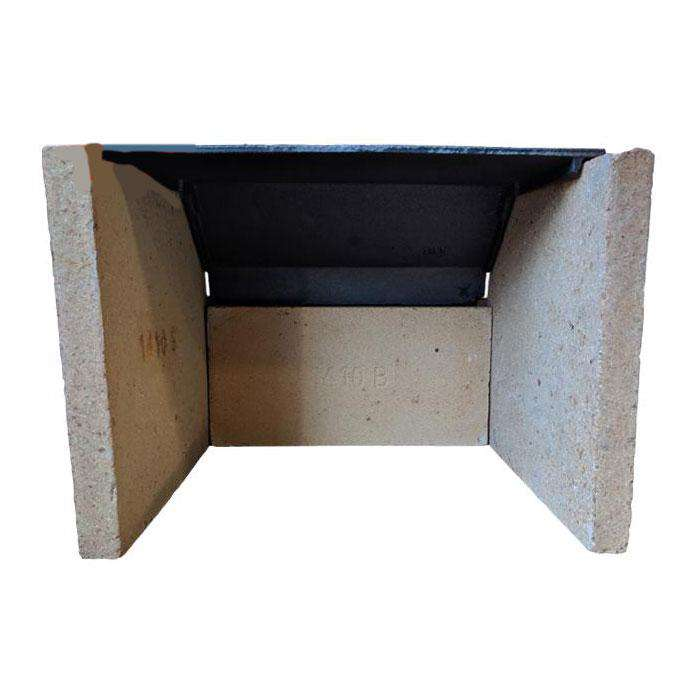 Morso Squirrel & Swift - Baffle & Brick Set - Stove Supermarket