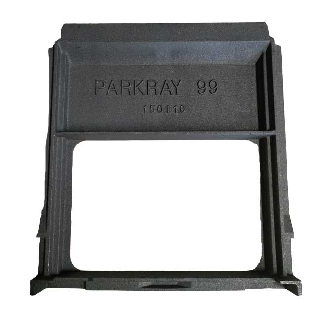 150110 - Parkray 99 Cumbria & Chiltern Baffle / Throat Plate
