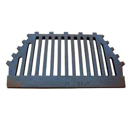 "16"" Dunsley Firefly Grate - Flat"