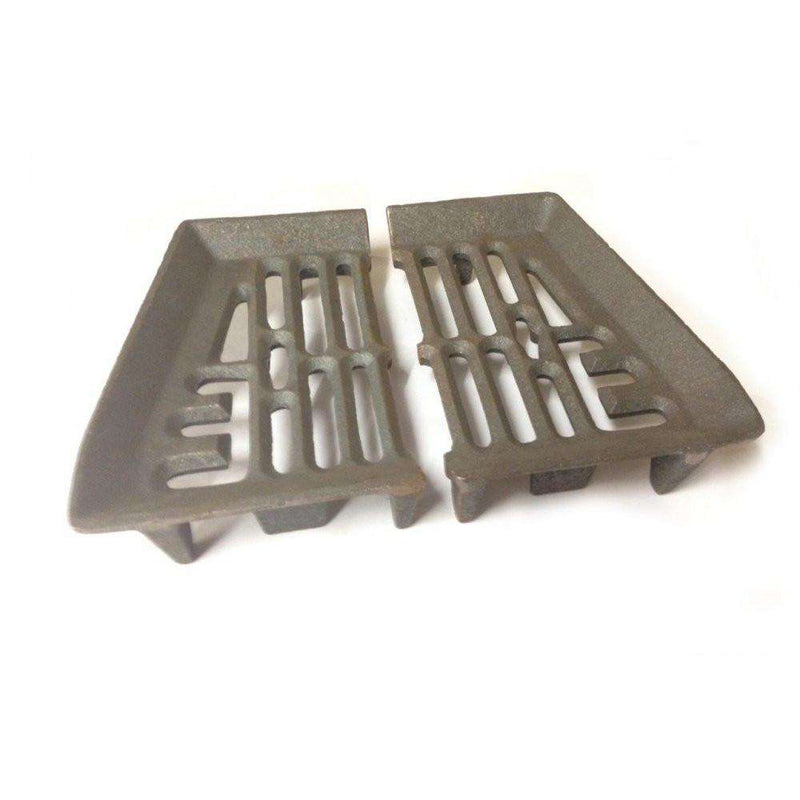"16"" Baxi Burnal Grate - Cast iron - Legs"