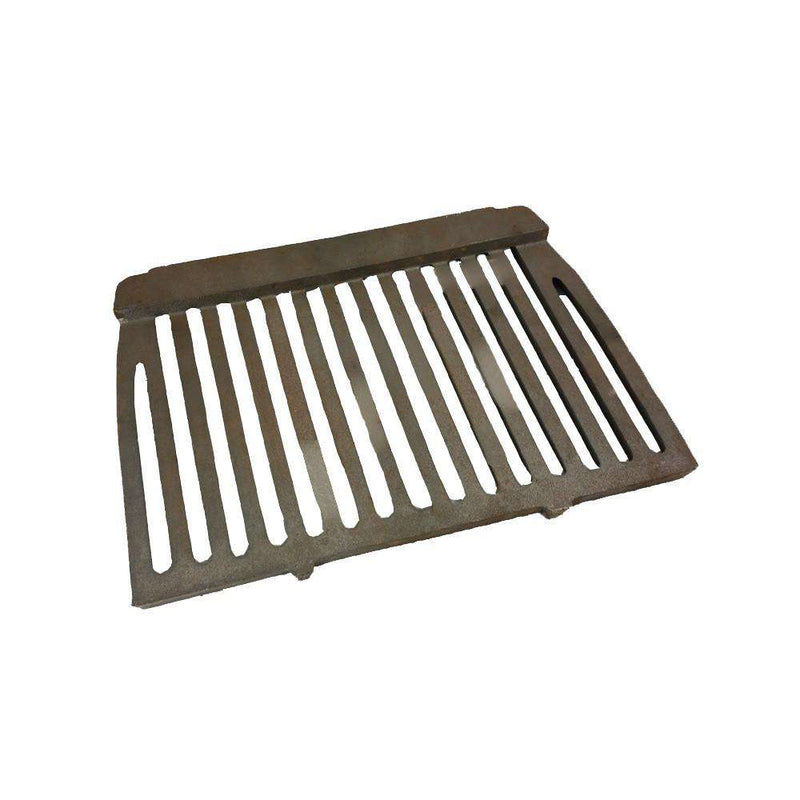 "16"" Dunsley Enterprise Grate - Flat - Cast Iron"