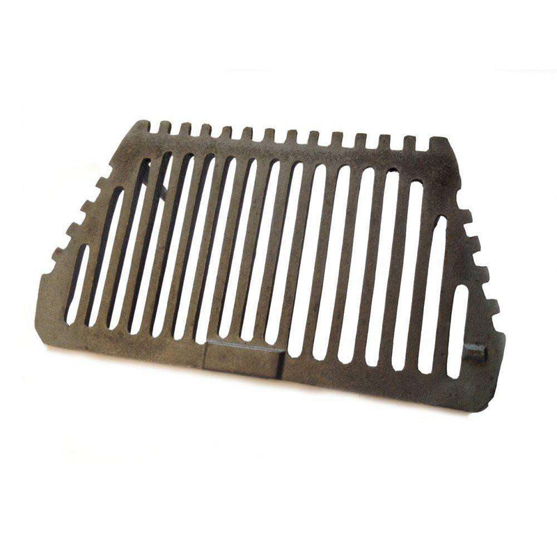 "16"" Firemaster Regal Grate - 2 Legs - Cast Iron"