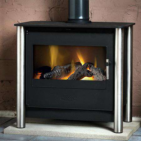 Esse G225 Contemporary Gas Stove - Stove Supermarket