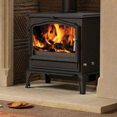 Esse 200 Vista SE Multi Fuel / Wood Burning Stove - Stove Supermarket