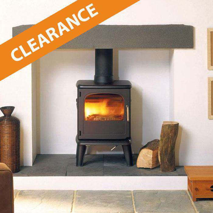 Morsø 3420 Owl Multi Fuel / Wood Burning Stove - CLEARANCE
