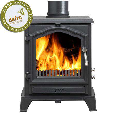 Esse 500 Vista SE Multi Fuel / Wood Burning Stove