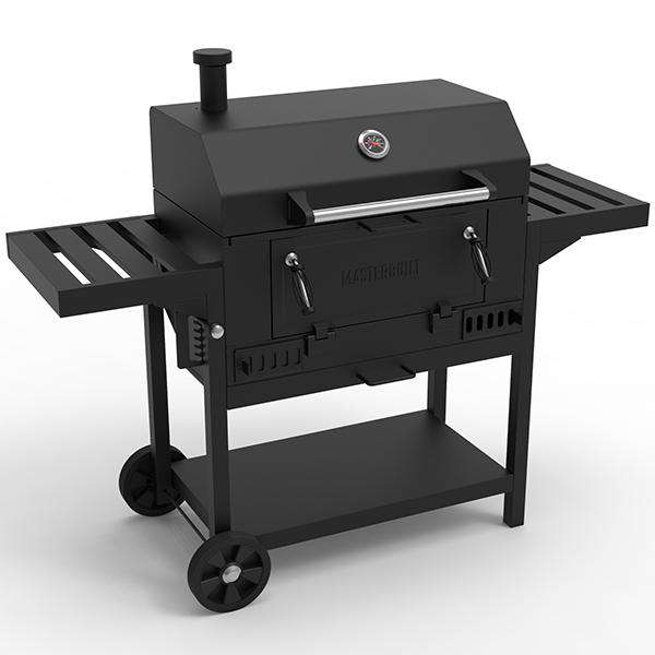 Masterbuilt 500S - 30 Inch Charcoal Wagon - Stove Supermarket