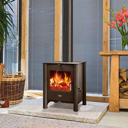 Esse 525 SE Multi Fuel / Wood Burning Stove - Stove Supermarket