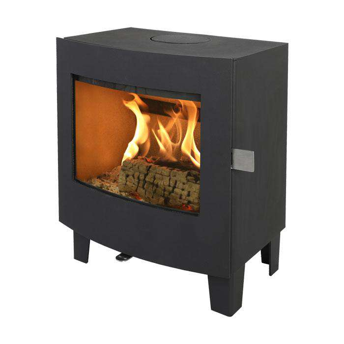 Morsø 4412 (110mm Legs) Multi Fuel / Wood Burning Stove - Stove Supermarket