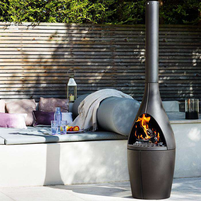 62983231 - Morso Kamino Outdoor Fireplace