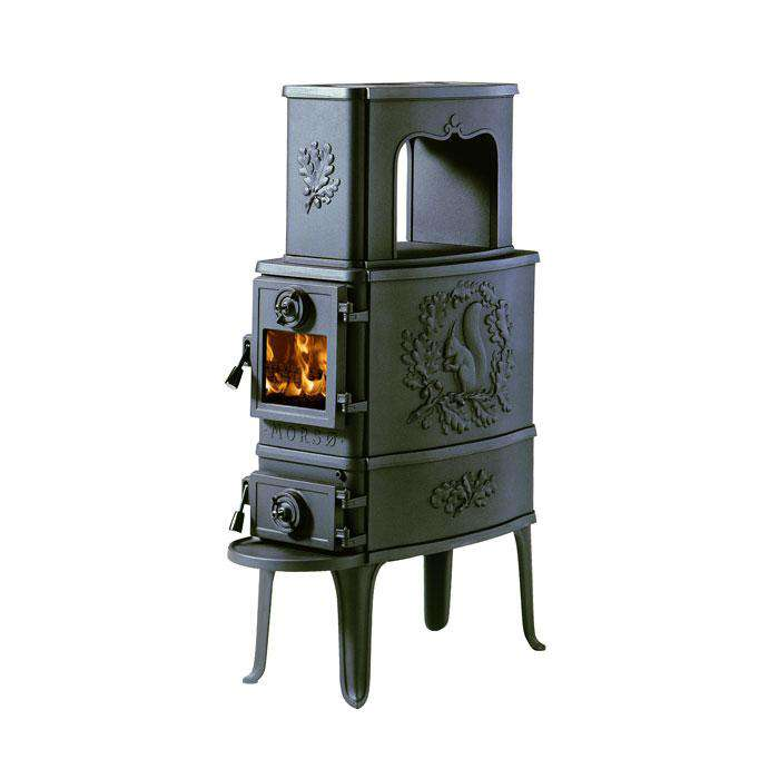 Morsø 2B Classic Wood Burning Stove - Stove Supermarket