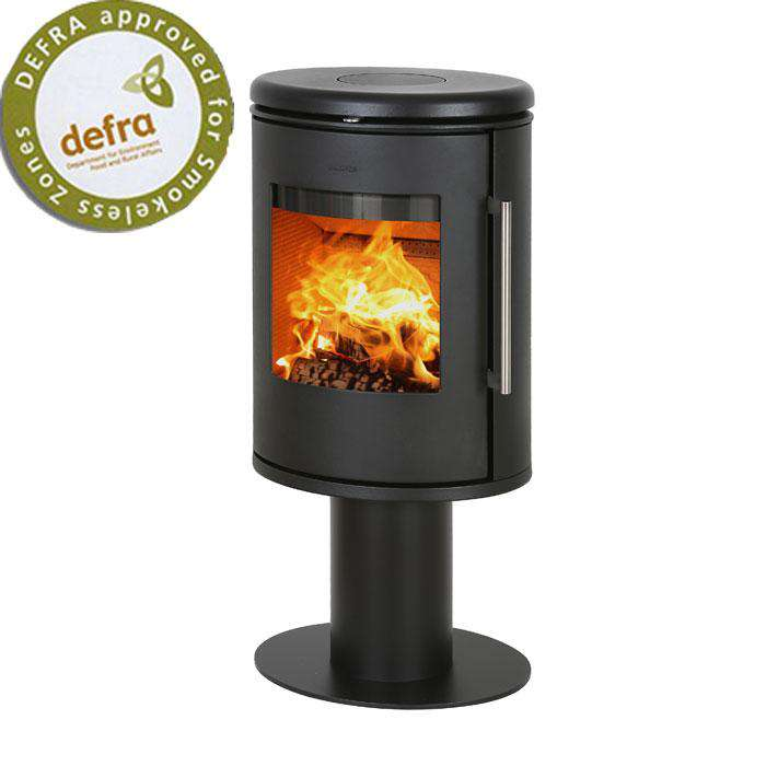 Morsø 6848 Pedestal Wood Burning Stove - Stove Supermarket