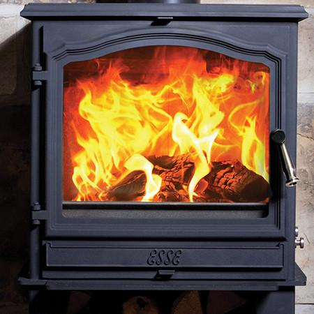 Esse 700 Vista SE Multi Fuel / Wood Burning Stove zoomed