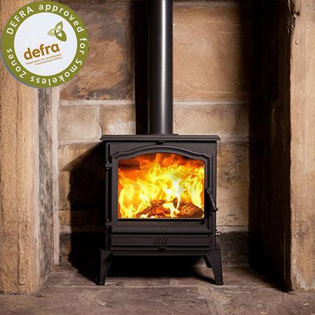 Esse 700 Vista SE Multi Fuel / Wood Burning Stove