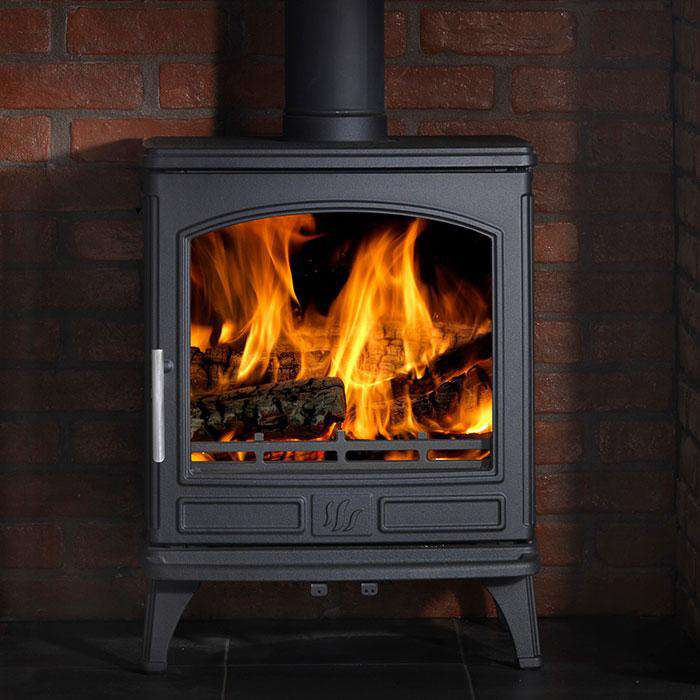 ACR Ashdale Multi Fuel / Wood Burning Stove - Stove Supermarket