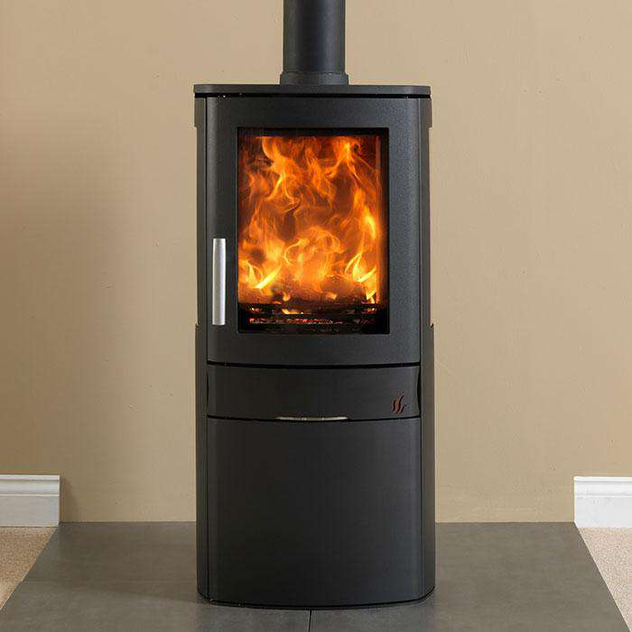 ACR Neo 3 Cupboard Base SE Multi Fuel / Wood Burning Stove - Stove Supermarket