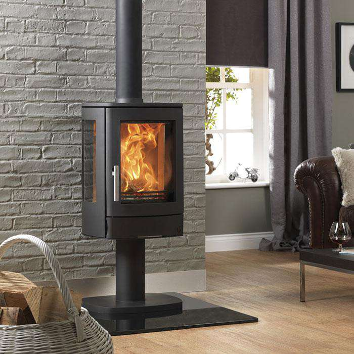 ACR Neo 3P Multi Fuel / Wood Burning Stove