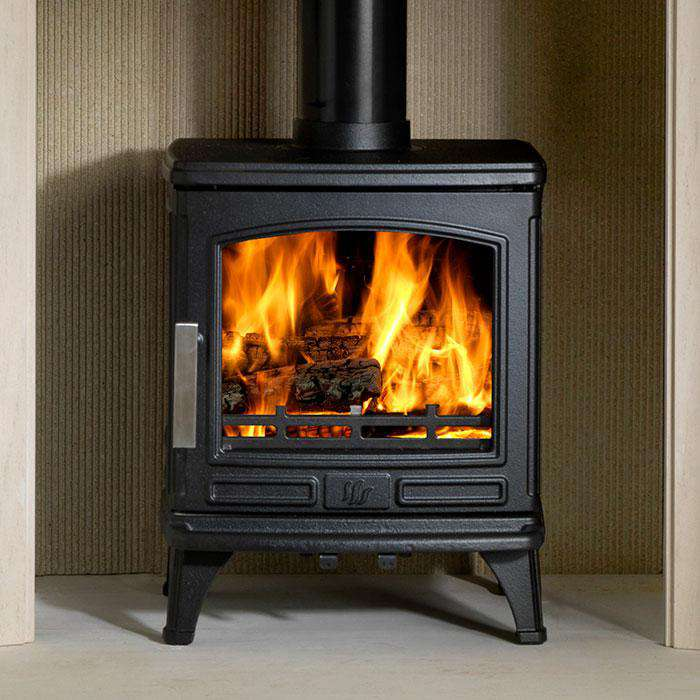ACR Oakdale SE Multi Fuel / Wood Burning Stove - Stove Supermarket