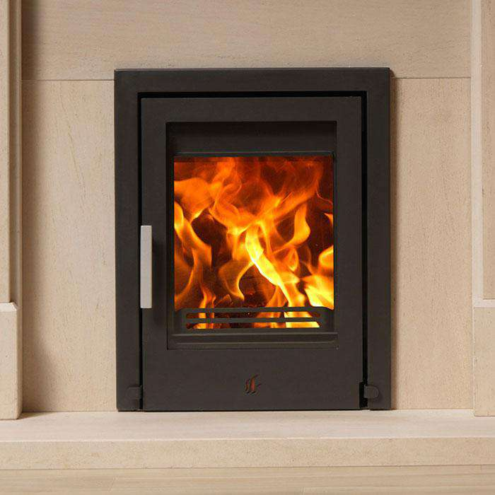 ACR Tenbury T400 Eco Inset Multi Fuel / Wood Burning Stove - Stove Supermarket