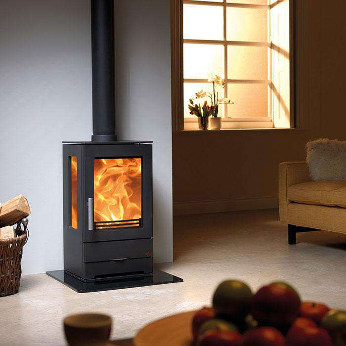 ACR Trinity 3 Multi Fuel / Wood Burning Stove - Stove Supermarket
