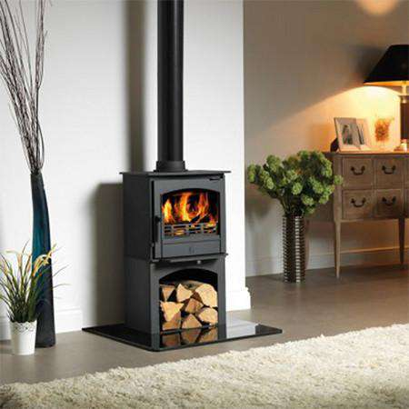 ACR Earlswood Log Store Multi Fuel / Wood Burning Stove
