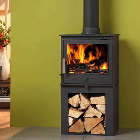 ACR Malvern Log Store Multi Fuel / Wood Burning Stove