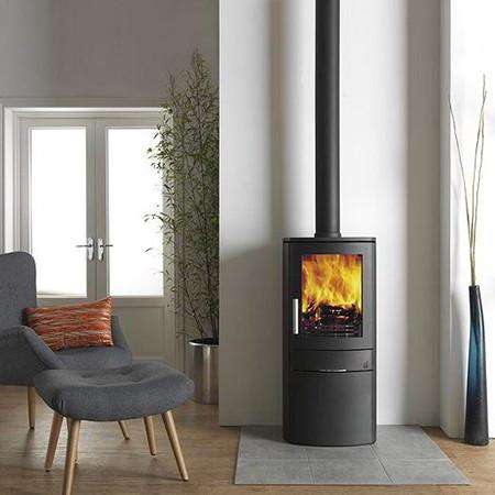 ACR Neo 1 Cupboard Base SE Multi Fuel / Wood Burning Stove