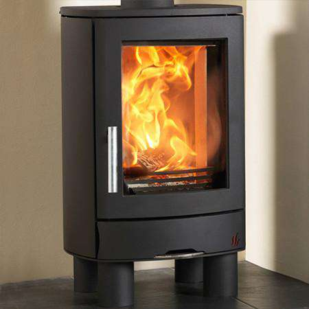 ACR Neo 1 Freestanding SE Multi Fuel / Wood Burning Stove -  no logo