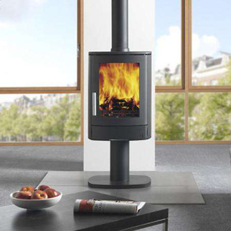 ACR Neo 1 Pedestal SE Multi Fuel / Wood Burning Stove - overview
