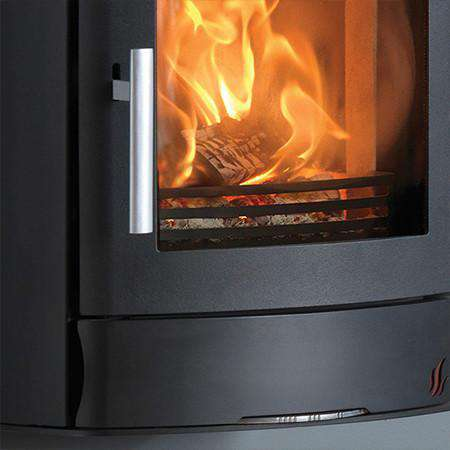 ACR Neo 1 Wall Hanging SE Multi Fuel / Wood Burning Stove - zoomed