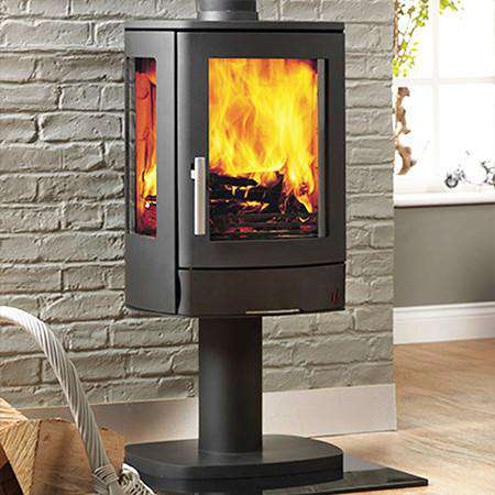 ACR Neo 3 Pedestal SE Multi Fuel / Wood Burning Stove - no logo