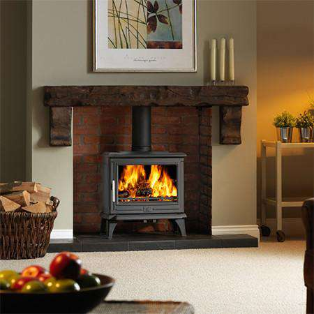 ACR Rowandale SE Multi Fuel / Wood Burning Stove - overview