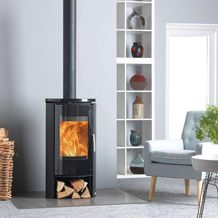 ACR Novus Multi Fuel / Wood Burning Stove - Stove Supermarket