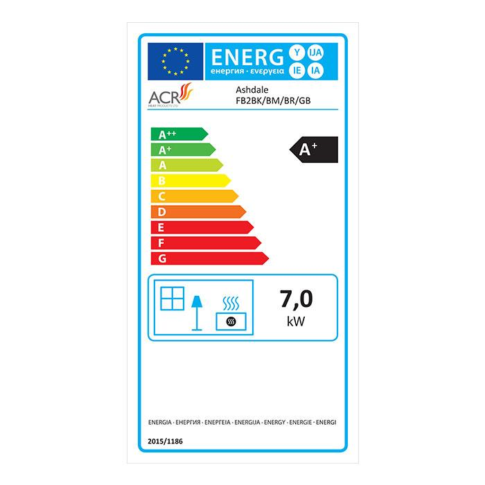 ACR Ashdale - Energy Label