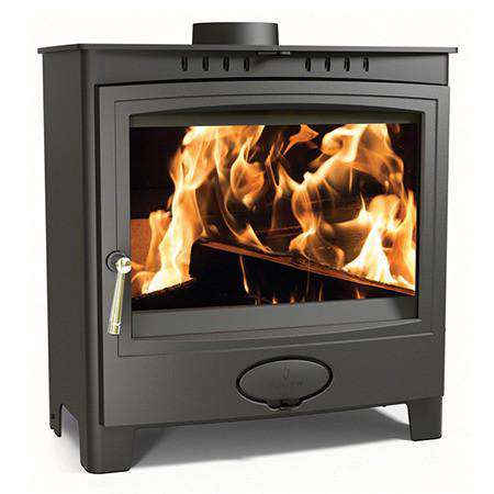 Arada Ecoburn Plus 11 Multi Fuel / Wood Burning Stove - Stove Supermarket