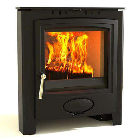 Arada Ecoburn Plus 5 Inset Multi Fuel / Wood Burning Stove - Stove Supermarket