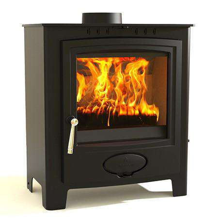 Arada Ecoburn Plus 9 Multi Fuel / Wood Burning Stove - Stove Supermarket