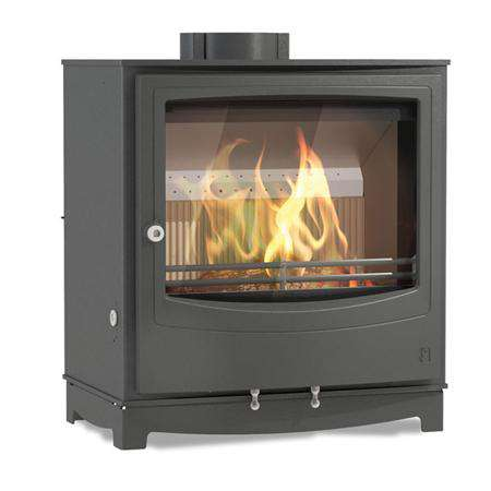 Arada Farringdon Large Eco Wood Burning Stove - Stove Supermarket