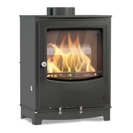 Arada Farringdon Small Eco Wood Burning Stove - Stove Supermarket
