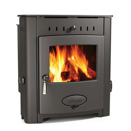 Aarrow Stratford Ecoboiler 12HE Inset Multi Fuel / Wood Burning Boiler Stove