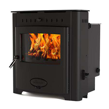 Aarrow Stratford Ecoboiler 16HE Inset Multi Fuel / Wood Burning Boiler Stove - front right
