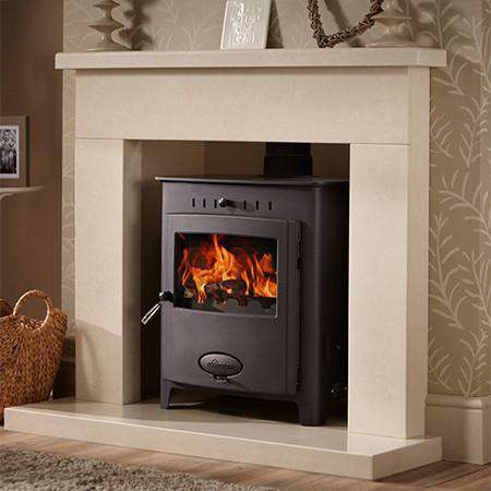 Aarrow Stratford Ecoboiler 20HE Multi Fuel / Wood Burning Boiler Stove - live view