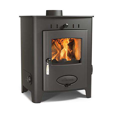 Aarrow Stratford Ecoboiler 9 HE Multi Fuel / Wood Burning Boiler Stove