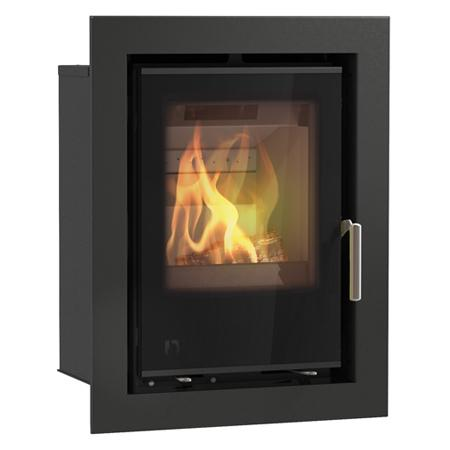 Aarrow iSeries i400 Inset Convector Multi Fuel / Wood Burning Stove