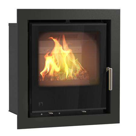 Arada iSeries i500 Inset Convector Multi Fuel / Wood Burning Stove - Stove Supermarket